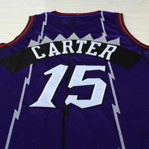 NBA Toronto Raptors 15 Vince Carter NBA Jersey NEW